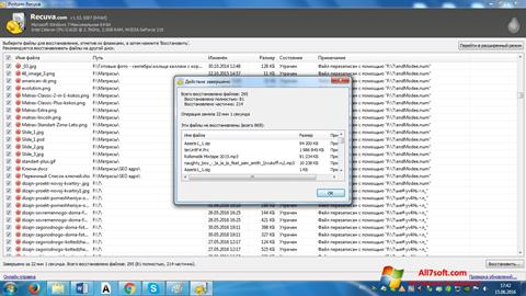 Screenshot Recuva Windows 7