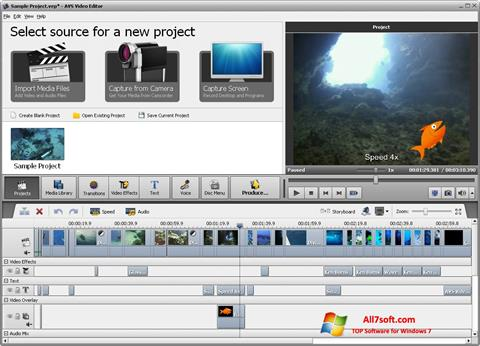 best video editing software for windows 7 32 bit